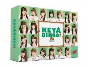全力! 欅坂46バラエティー KEYABINGO! DVD-BOX (初回盤)